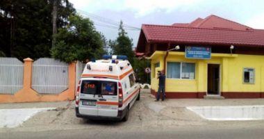 Agresorul de la Spitalul din Săpoca nu a putut fi audiat, pentru că a intrat din nou în sevraj