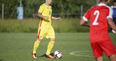 Şapte fotbalişti ai Academiei Hagi, convocaţi la naţionala U17