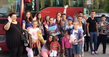 Şapte zile de vis pentru 20 de copii din centre sociale
