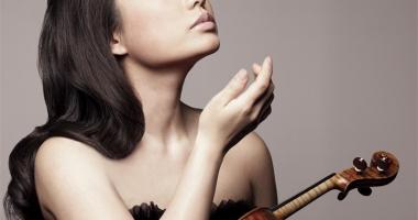 Sarah Chang va cânta în premieră absolută, week-end-ul acesta,  la Constanţa