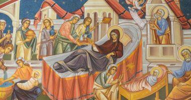 Creștinii ortodocși sărbătoresc azi Nașterea Maicii Domnului