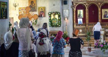 Sărbătoare mare. Astăzi este Tăierea capului Sfântului Ioan Botezătorul