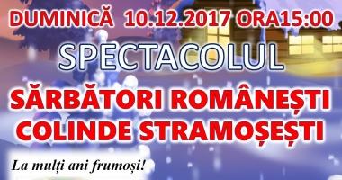 """""""Sărbători românești, colinde strămoșești"""", la Mangalia"""