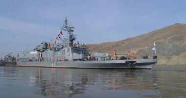 Șase nave militare fluviale, la Exercițiul Danube Protector
