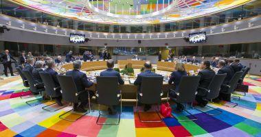 Şase lideri din UE discută, mâine, despre candidaţii la funcţiile de top