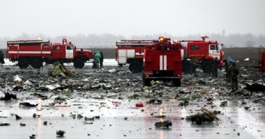 Rusia: Şase morţi într-un accident de avion.  Un copil de doi ani, singurul supravieţuitor