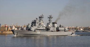 "Şase nave militare româneşti, la exercițiul ""Tomis 21"""