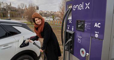 Şase staţii de încărcare a vehiculelor electrice, amenajate de Enel, la Constanţa