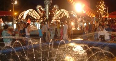Distracția estivala continuă în Mamaia și Satul de Vacanță!