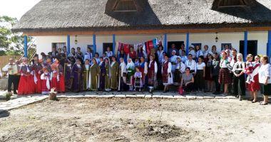 Meşteri populari de nota 10. Satul dobrogean în gospodăria tradiţională