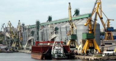 Foto : Scandal la compania United Shipping Agency, din portul Constanţa