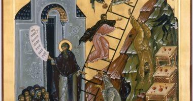 Duminica a 4-a a Postului Mare. IPS Teodosie va oficia Sfânta Liturghie