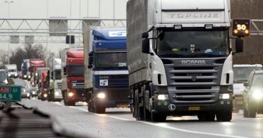 Schemă de ajutor de stat pentru transportatorii rutieri