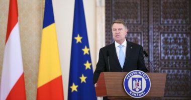 Preşedintele Klaus Iohannis, despre aderarea la Schengen