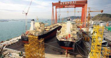 Schimbare în topul constructorilor de nave