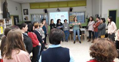 Schimb de experienţă în Spania, pentru elevii din Medgidia