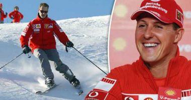 Cum arată Michael Schumacher după 4 ani în comă