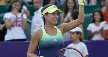 TENIS / Sorana Cîrstea - Monica Puig, în deschiderea turneului de la Miami