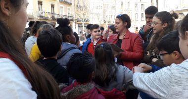 Elevii din Medgidia s-au şcolit în Spania