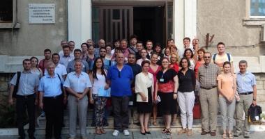 """Şcoala Balcanică  de Fizică Nucleară, găzduită de Universitatea """"Ovidius"""""""