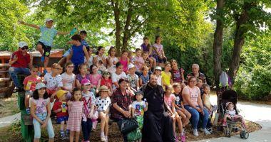 """Școală de vară la biserica """"Sf. Mina"""" din Constanța"""