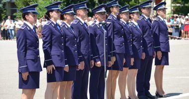 CEREMONIA DE ABSOLVIRE LA ȘCOLILE DE AGENȚI DE POLIȚIE