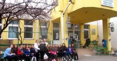 Rezultatul implicării elevilor constănţeni în acţiuni comunitare