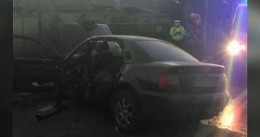TRAGEDIA dimineţii, pe drumul Hârşova - Tulcea! Un om a murit şi alţi doi sunt răniţi grav