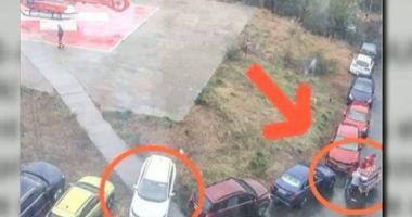 Un şofer din Constanţa a blocat heliportul Spitalului Judeţean. Pacientul, transportat pe braţe