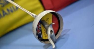 Echipa feminină de spadă a României, medaliată cu bronz la Europene
