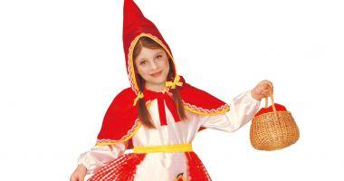 Scufiţa Roşie vă așteaptă cu o nouă poveste la Teatrul pentru Copii