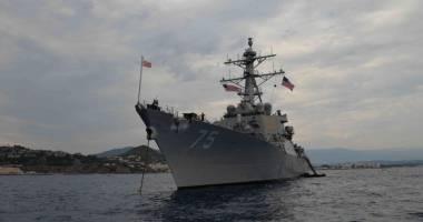 Exerciţiu militar de amploare în Marea Neagră