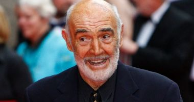 A murit actorul Sean Connery