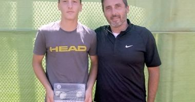 Sebastian Gima, dublu campion la turneul ITF Juniors de la Taskent