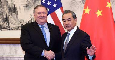 Secretarul de stat american, primit cu răceală la Beijing