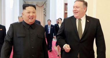 "Secretarul de stat american, despre Kim Jong Un: ""Este un tiran!"""