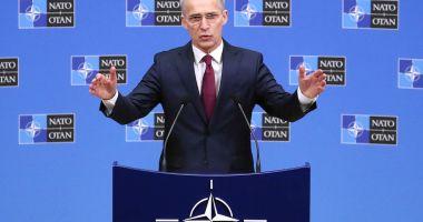Secretarul general al NATO cere Rusiei să-și retragă trupele din estul Ucrainei