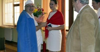 Sec�ia de chirurgie a Spitalului Mangalia poart� numele profesorului Vasile S�rbu