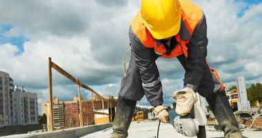 Sectorul construcțiilor e din nou pe val