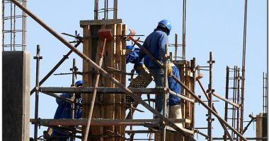 Sectorul construcțiilor e în picaj