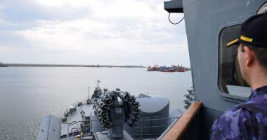 Securitatea la Marea Neagră. Ce apel lansează România