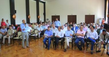Consiliul Jude�ean Constan�a �i angajeaz� avoca�i. Muhscin�, Armeanu �i Grecu, �n prima linie
