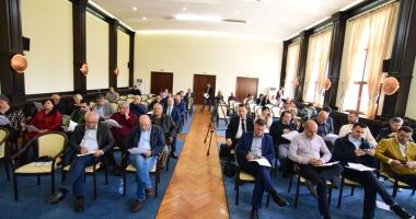 Traseul Constanţa- Năvodari revine în atenţia consilierilor judeţeni