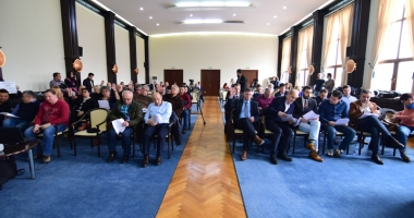 Consiliul Judeţean deschide larg punguţa. Cum se vor împărţi banii