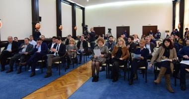Aleşii locali din Constanţa, convocaţi în şedinţă. Ce proiecte vor vota