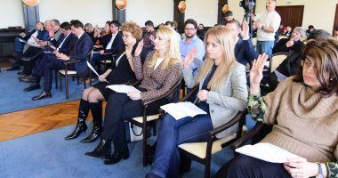 Foto : Consilierii locali din Constanța se reunesc în ședință. Ce proiecte se votează