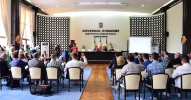 """Făgădău """"sparge"""" bugetul Constanţei pentru... sport. 13 cluburi cer bani de la Consiliul Local"""