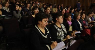 Şedinţă cu directorii constănţeni de unităţi şcolare