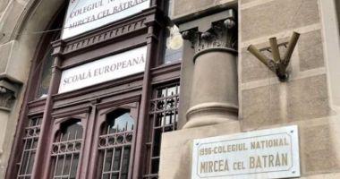 """Festivitate la Colegiul """"Mircea"""", în prezența oficialităților Ministerului Educației din Germania"""