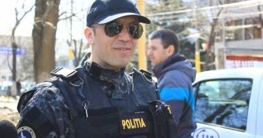 Comisarul şef Tudorel Dogaru a preluat comanda Poliţiei Municipiului Constanţa